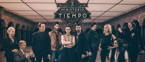 Special surprise about the new season of 'El Ministerio del Tiempo' with Javier Olivares